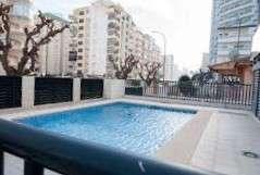 comprar un apartamento en la playa - piscina