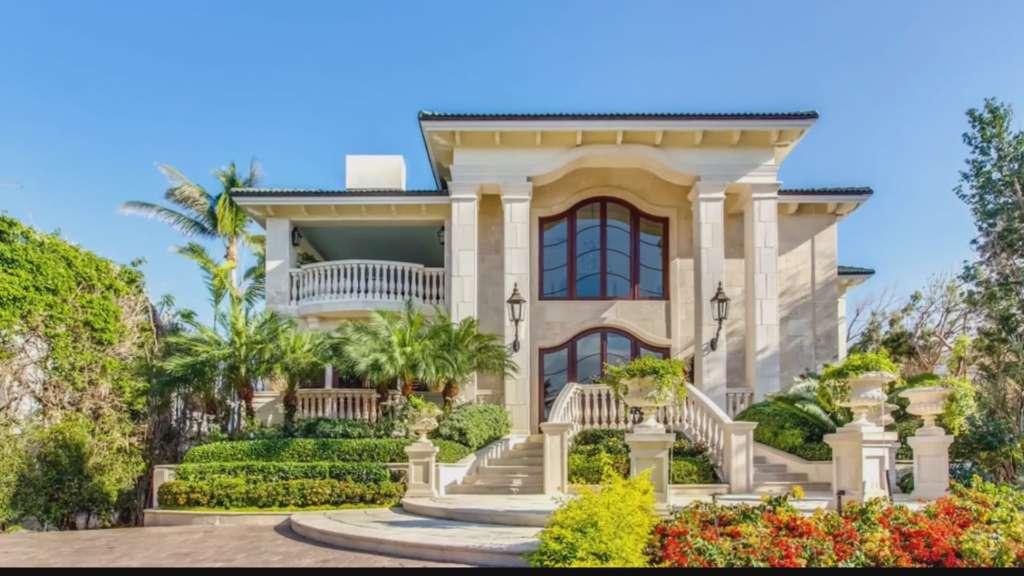ventas de viviendas de lujo-mansión